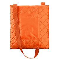 Плед для пикника Soft & Dry, темно-оранжевый (артикул 5624.21)