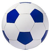Мяч футбольный Street, бело-синий (артикул 6111.40)