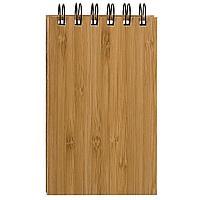 Блокнот на кольцах Bamboo Simple (артикул 6583), фото 1