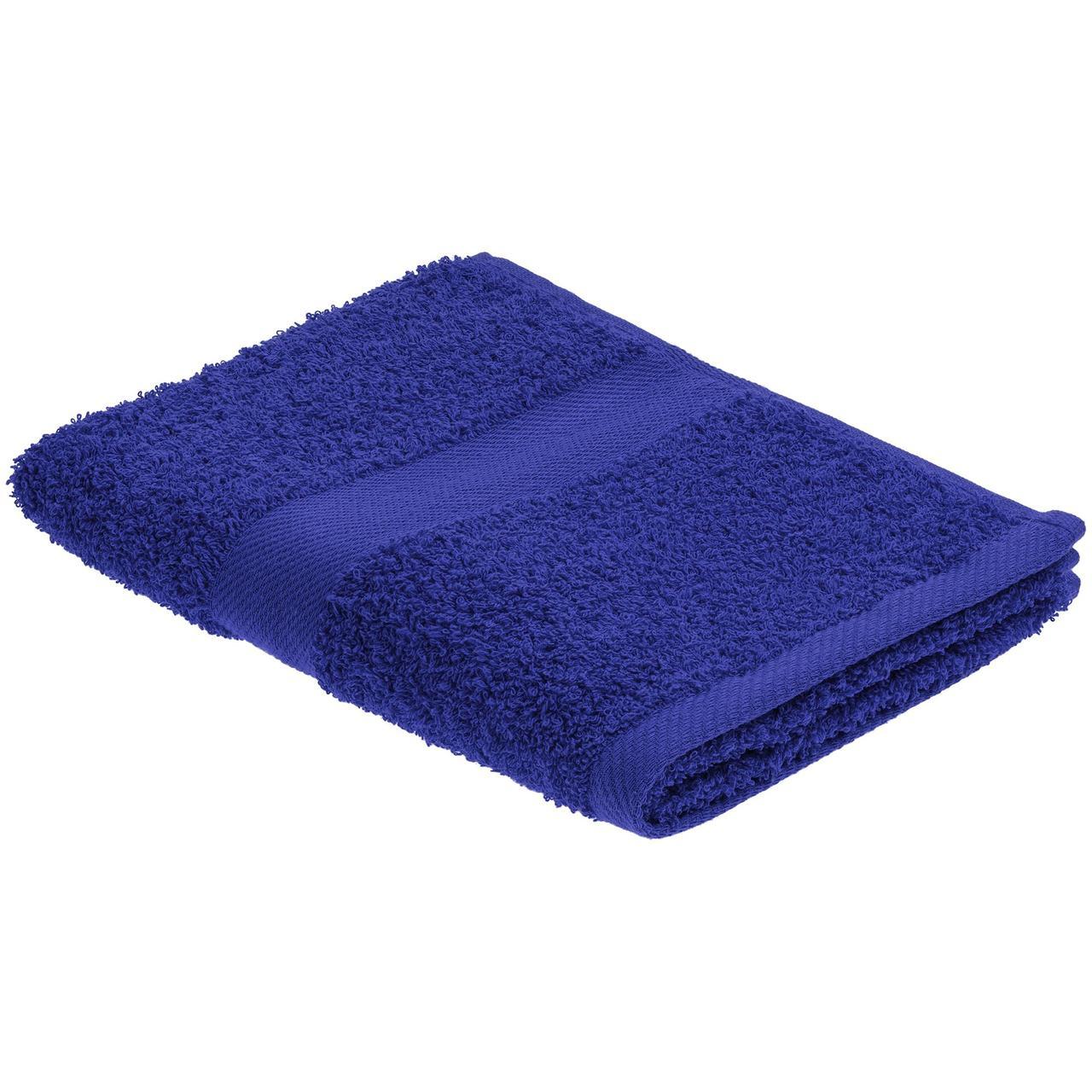 Полотенце Embrace, среднее, синее (артикул 20099.40)