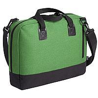 Сумка для ноутбука Unit Bimo Work, зеленая (артикул 6991.92)