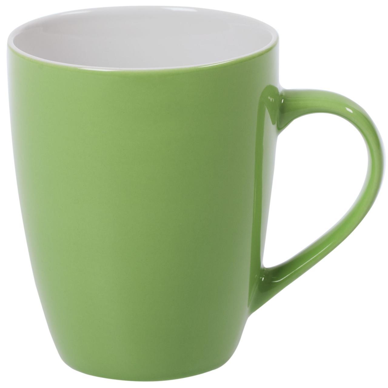 Кружка Good Morning, зеленое яблоко (артикул 6478.94)