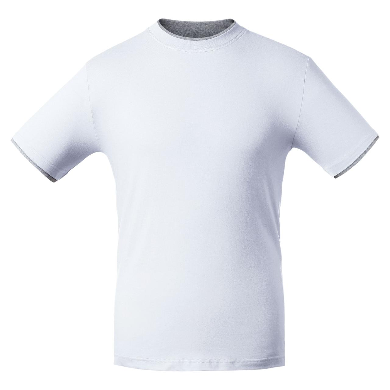 Футболка T-bolka Accent, белая (артикул 1339.60)