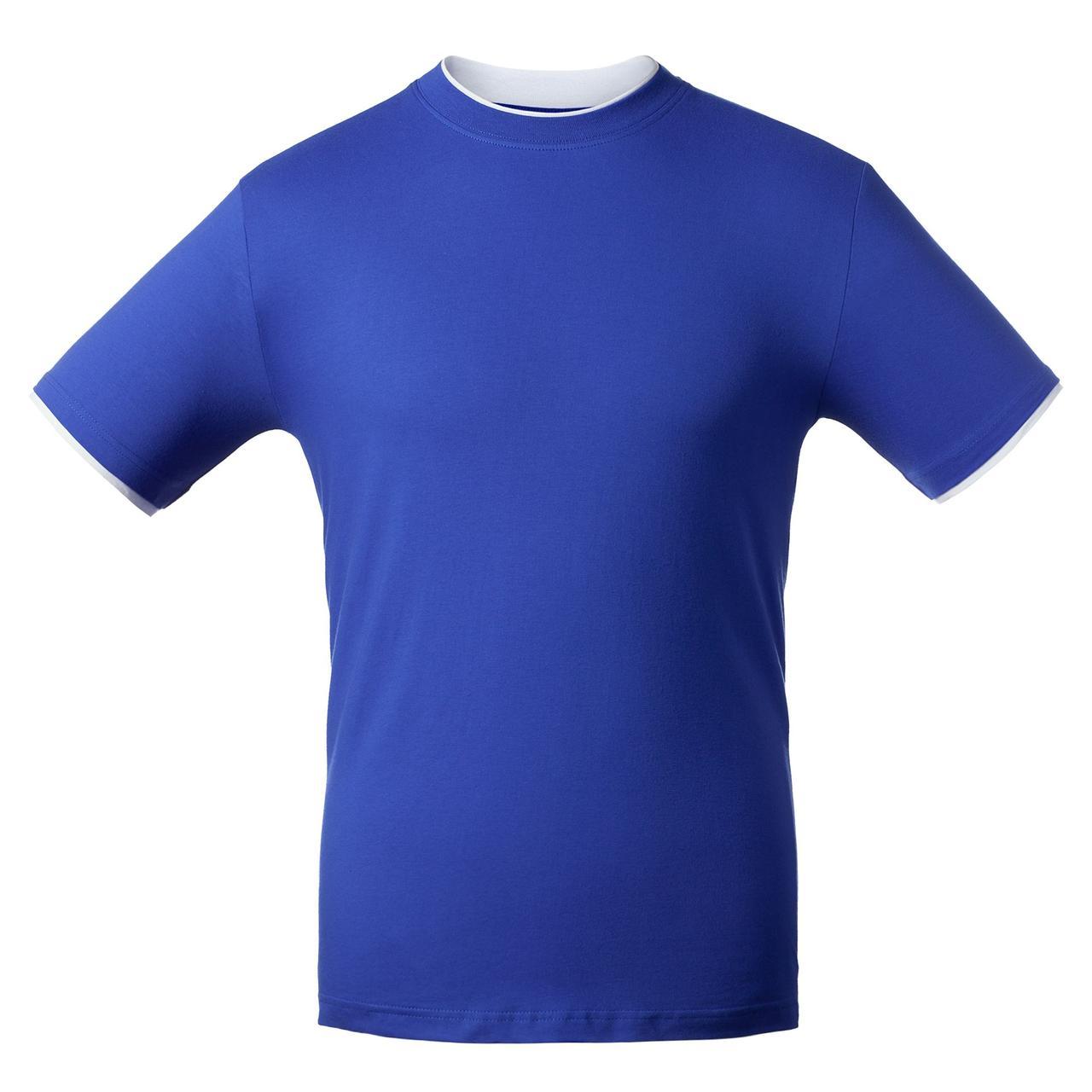 Футболка T-bolka Accent, ярко-синяя (артикул 1339.44)