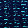 Многоразовый подгузник для бассейна акулы, фото 4