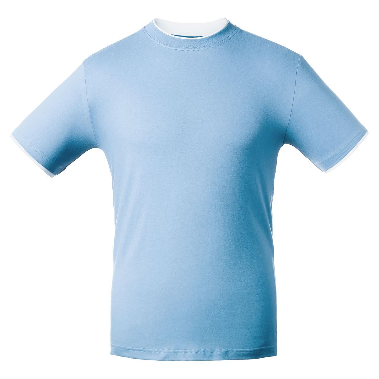 Футболка T-bolka Accent, голубая (артикул 1339.14)