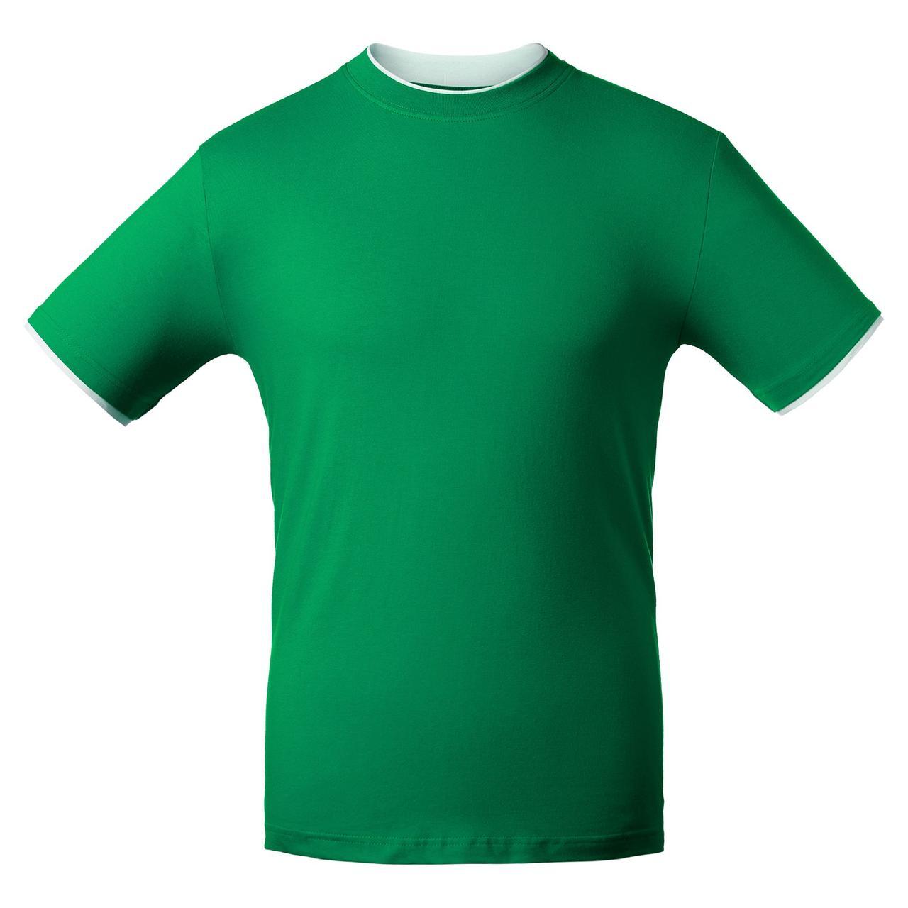 Футболка T-bolka Accent, зеленая (артикул 1339.92)