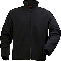 Куртка флисовая мужская Lancaster, черная (артикул 6567.30)