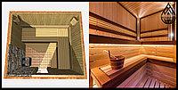 Строительство финской сауны дома: с чего начать и выбор помещения