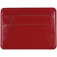 Чехол для карточек Nebraska, красный (артикул 12881.50), фото 1