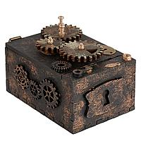 Шкатулка с секретом Gearbox, малая (артикул 7100)