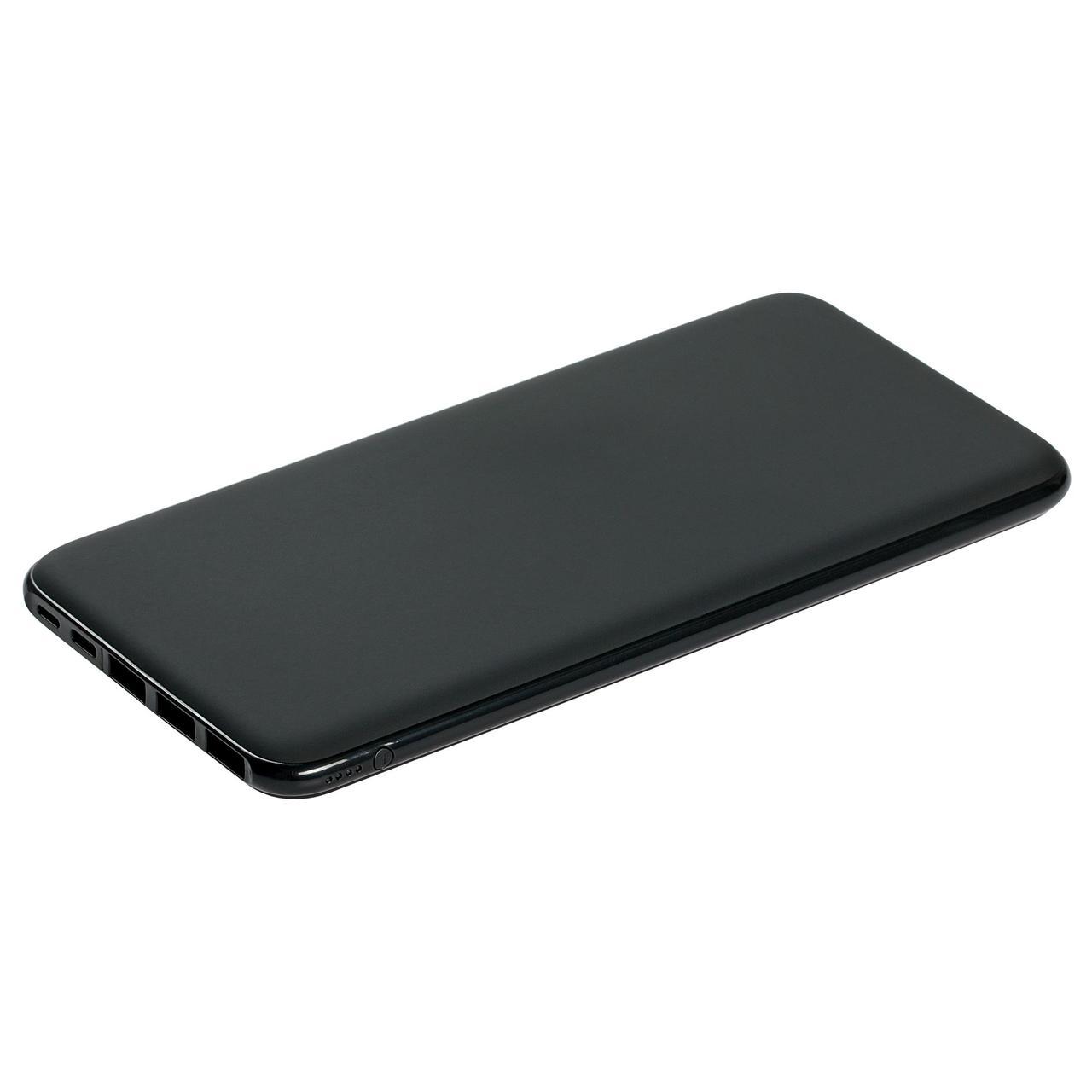 Внешний аккумулятор Uniscend All Day 20 000 мAч, черный (артикул 2310.30)