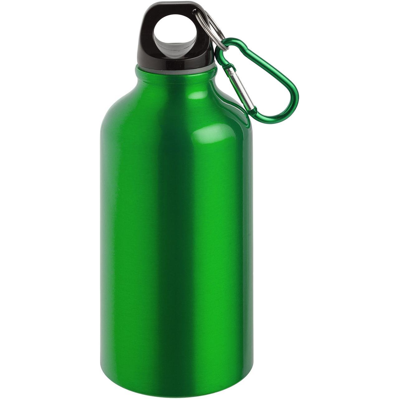 Бутылка для спорта Re-Source, зеленая (артикул 7504.90)