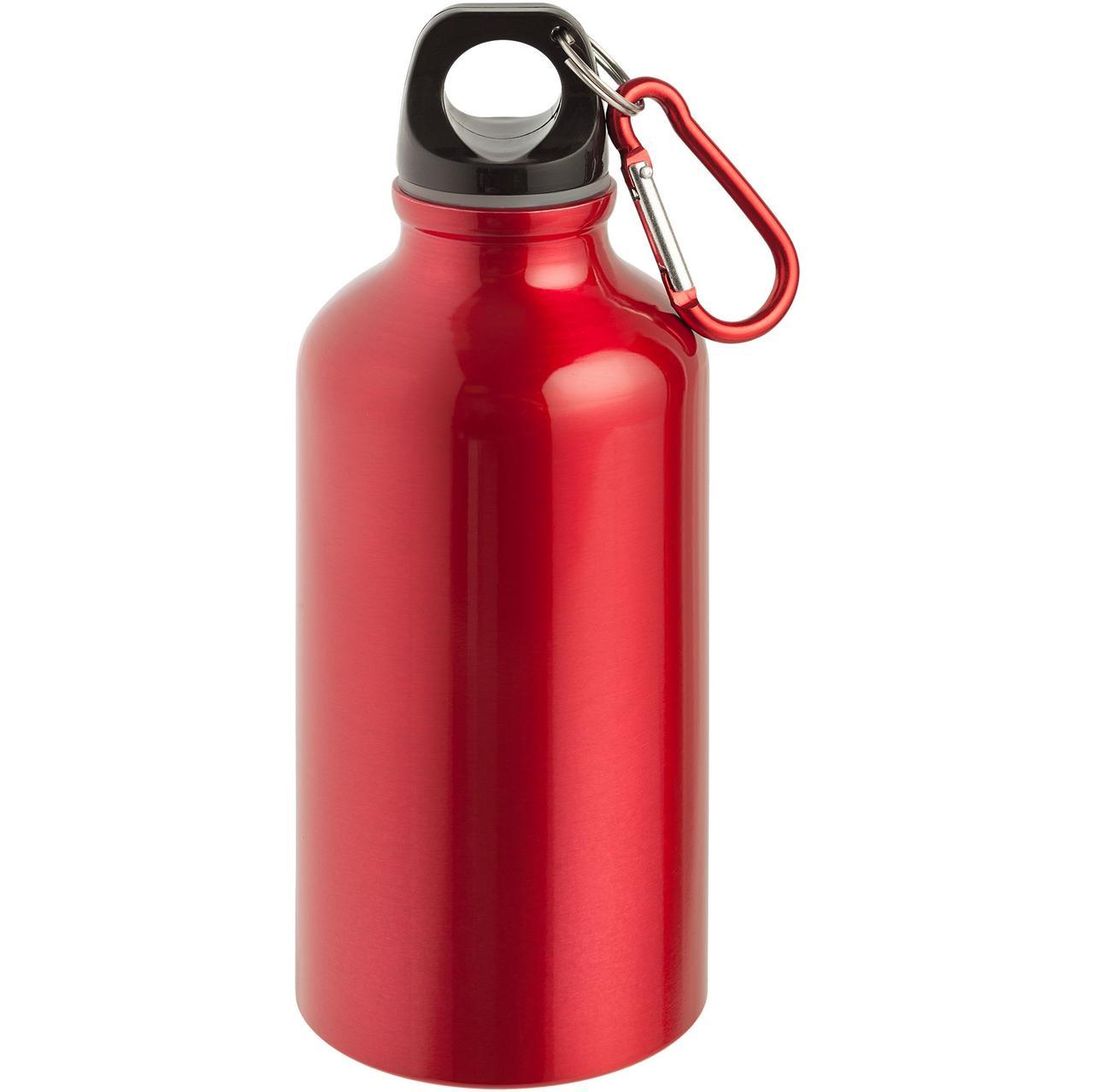 Бутылка для спорта Re-Source, красная (артикул 7504.50)