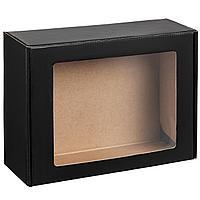 Коробка с окном Visible, черная (артикул 11024.30)