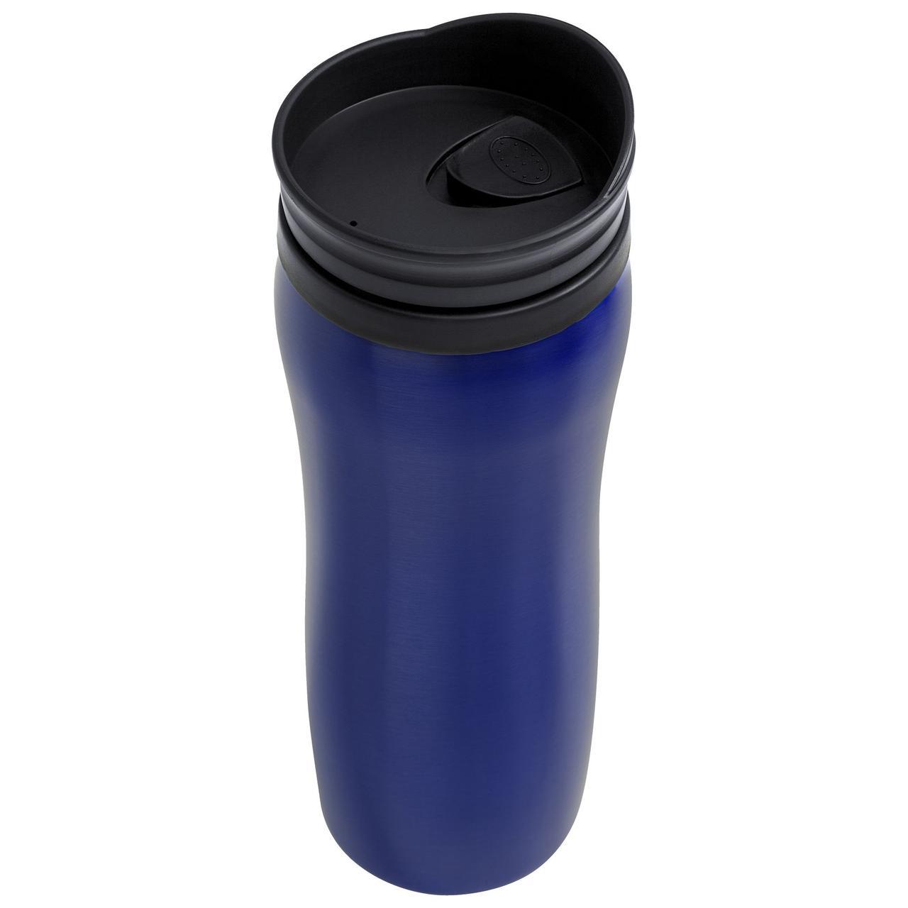 Термостакан Shape, синий (артикул 5803.40)