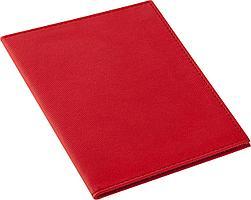 Обложка для паспорта Twill, красная (артикул 6696.50)