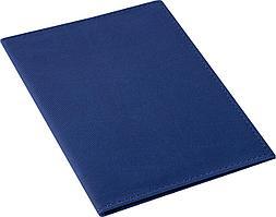Обложка для паспорта Twill, синяя (артикул 6696.40)