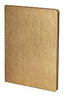 Блокнот Ingot, золотистый (артикул 3052.00)