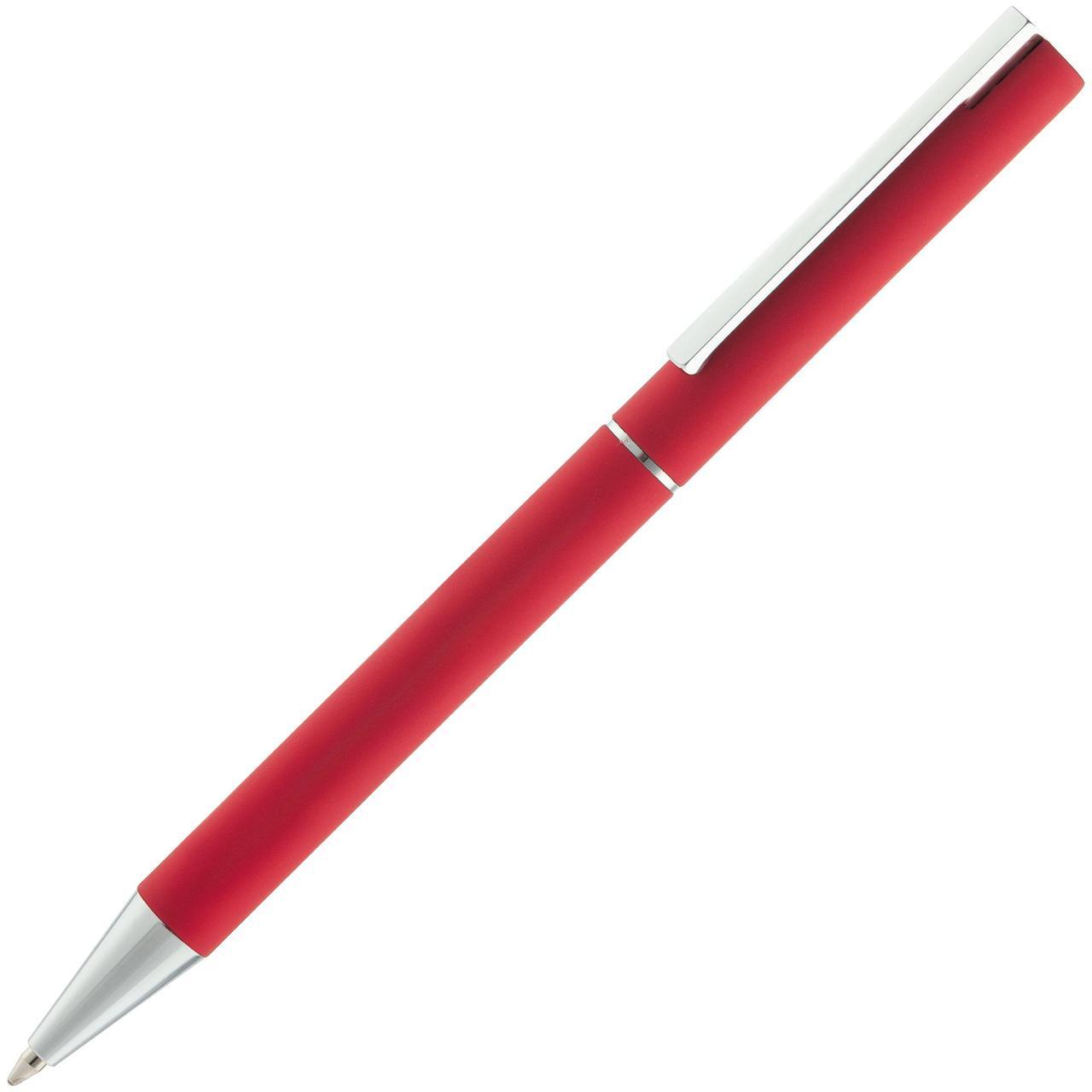 Ручка шариковая Blade Soft Touch, красная (артикул 13141.50)