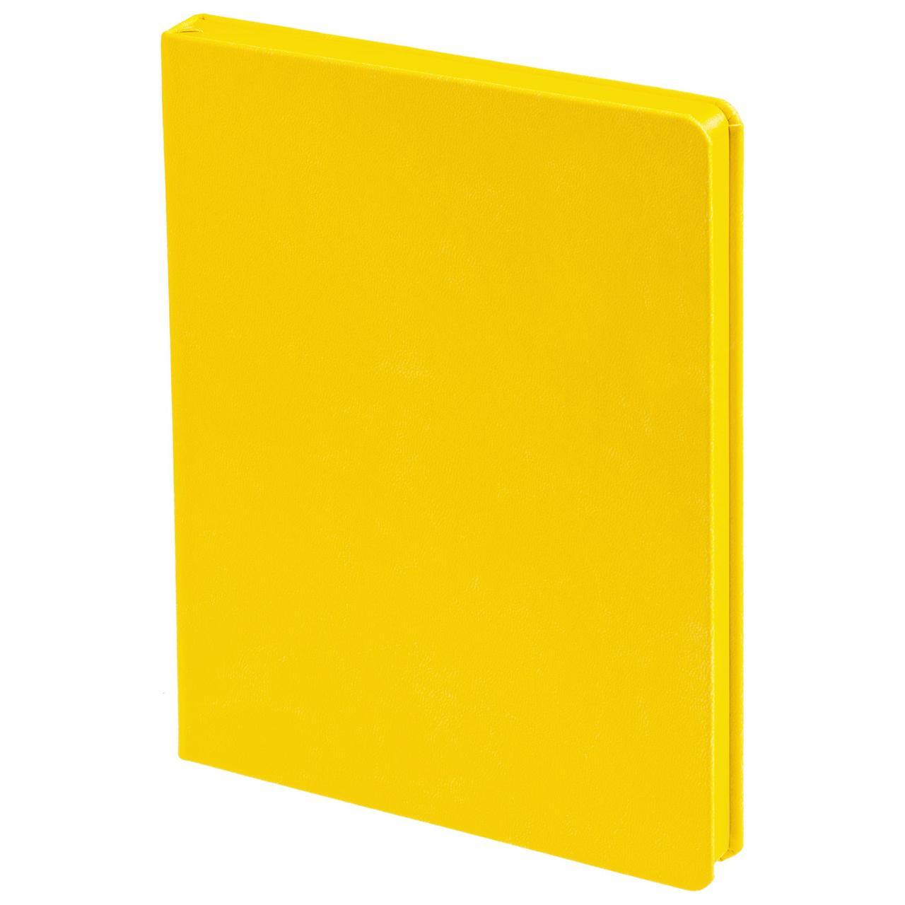 Ежедневник Brand Tone, недатированный, желтый (артикул 17882.80)
