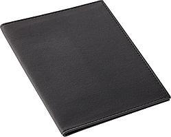 Обложка для паспорта Twill, черная (артикул 6696.30)