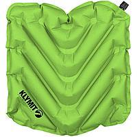 Надувная подушка-сиденье V Seat, зеленая (артикул 12336.92)