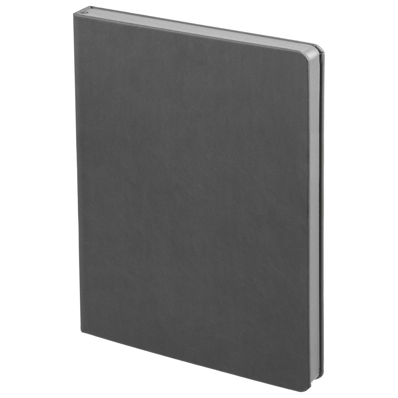 Ежедневник Brand Tone, недатированный, темно-серый (артикул 17882.10)