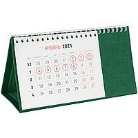 Календарь настольный Brand, зеленый (артикул 2808.90)