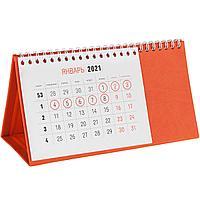 Календарь настольный Brand, оранжевый (артикул 2808.20), фото 1