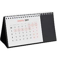 Календарь настольный Brand, черный (артикул 2808.30), фото 1
