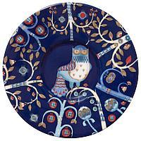 Блюдце Taika под кофейную чашку для эспрессо, синее (артикул 12522.40)