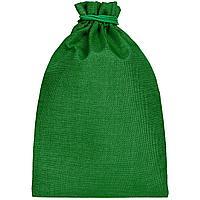 Холщовый мешок Foster Thank, L, зеленый (артикул 7070.90)