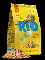 RIO Корм для волнистых попугайчиков, рацион в период линьки, уп. 1кг.