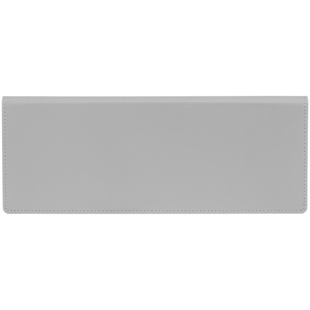 Планинг Shall, датированный, серый (артикул 16117.10)