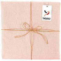 Скатерть Essential с пропиткой, прямоугольная, розовая (артикул 10651.15)