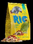 RIO Корм для крупных попугаев, основной рацион, уп.1кг.