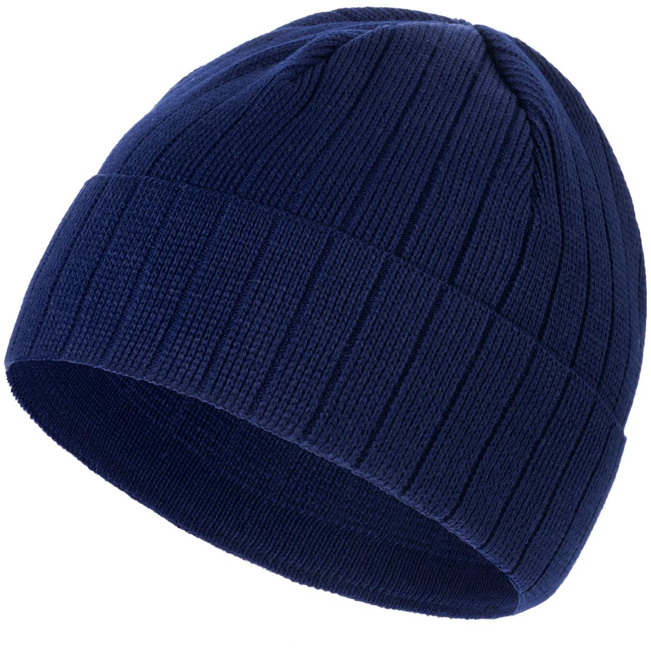 Шапка Lima, синяя (сапфир) (артикул 41152.44)