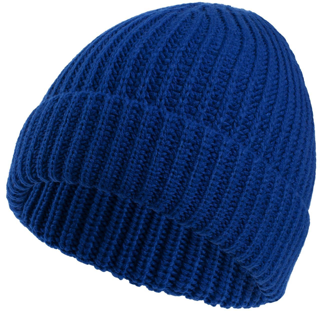 Шапка Nordkapp, синяя (артикул 14401.44)