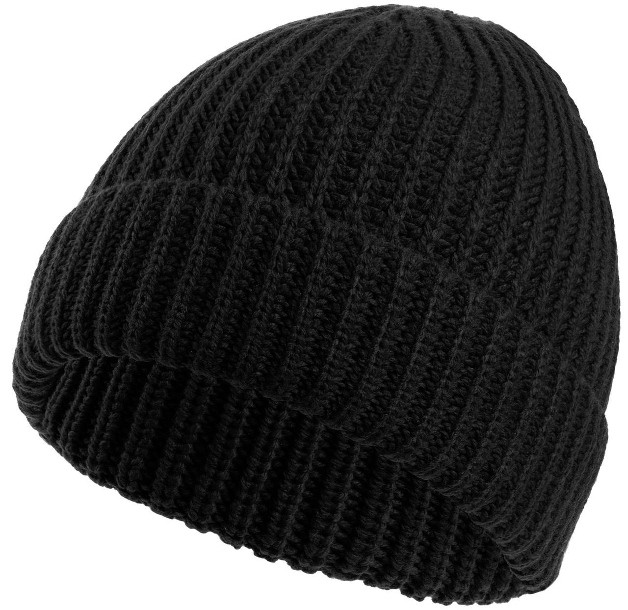Шапка Nordkapp, черная (артикул 14401.30)
