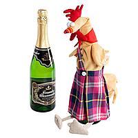 Чехол на шампанское «Глава семейства» (артикул 1460), фото 1