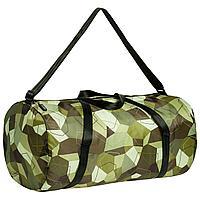 Складная спортивная сумка Gekko, хаки (артикул 10058.17)