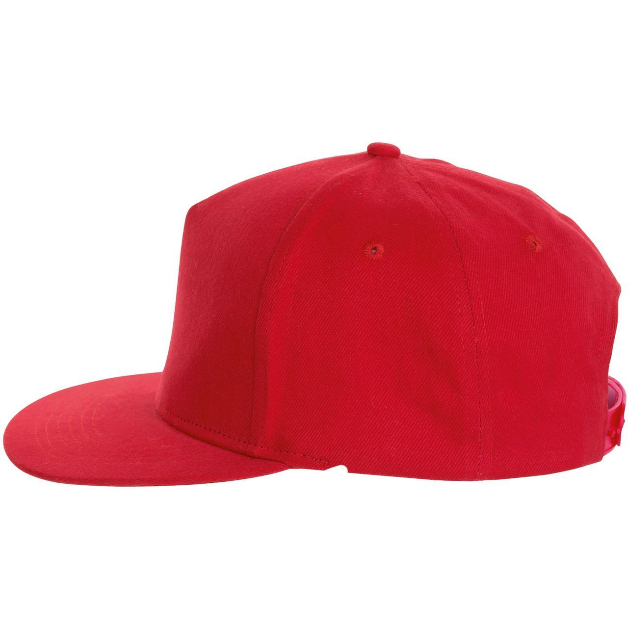 Бейсболка Sonic, красная (артикул 01661145TUN)