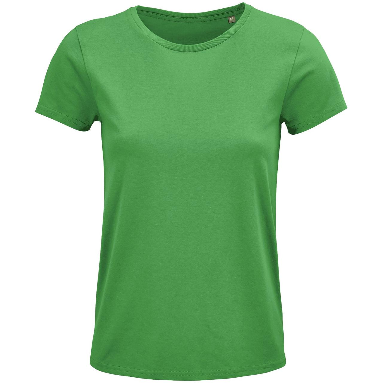 Футболка женская Crusader Women, ярко-зеленая (артикул 03581272)