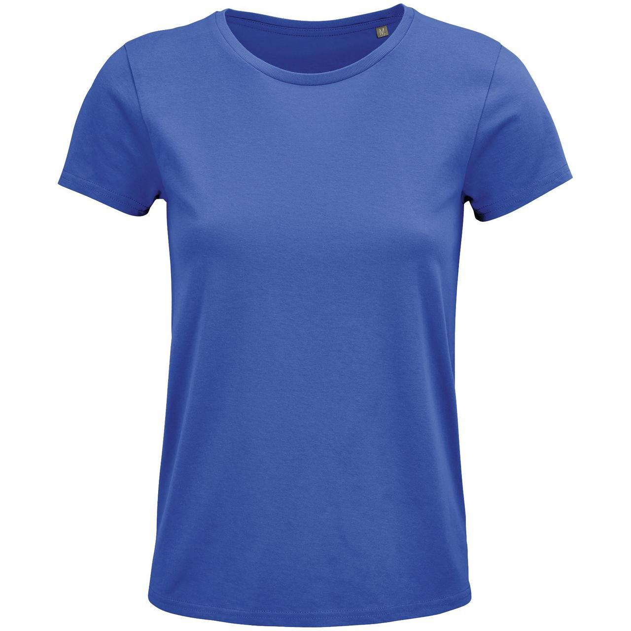 Футболка женская Crusader Women, ярко-синяя (артикул 03581241)
