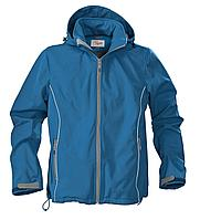 Куртка софтшелл мужская Skyrunning, синяя (морская волна) (артикул 6575.44)
