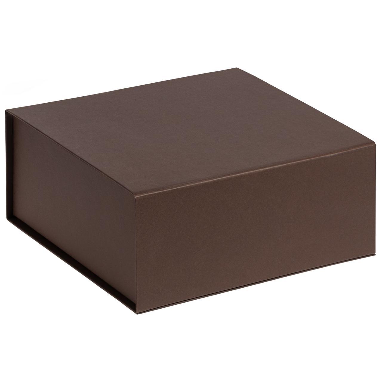 Коробка Amaze, коричневая (артикул 7586.55)