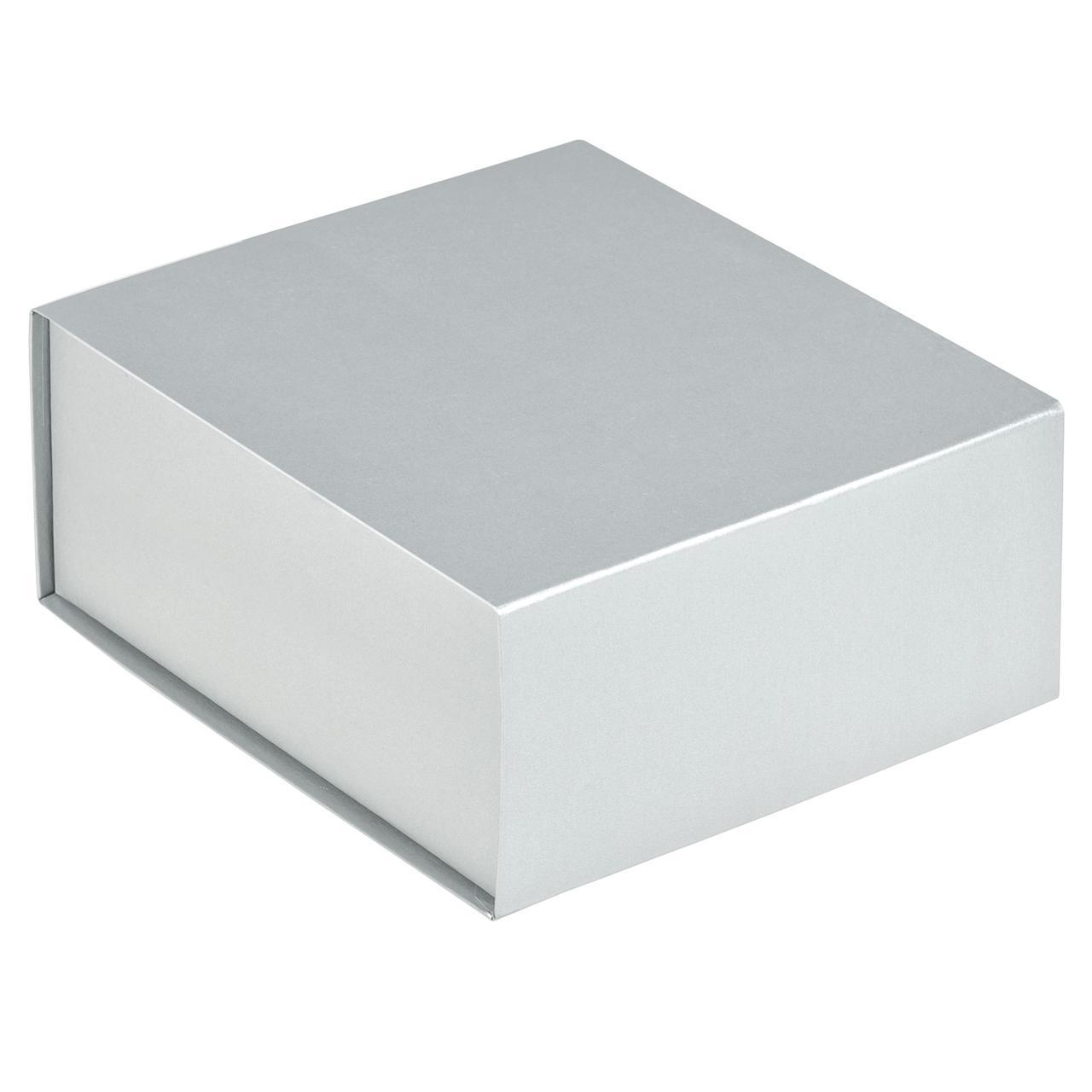 Коробка Amaze, серебристая (артикул 7586.10)