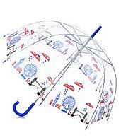 Прозрачные зонты-трости Clear Plus (артикул 8225.12)