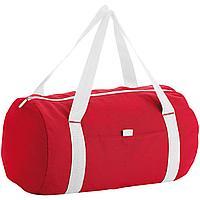 Сумка Tribeca, красная с белым (артикул 01204908TUN)